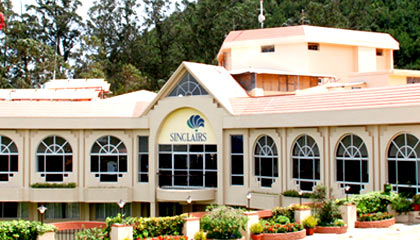 Hotel Sinclairs Ooty