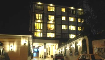 Nahars Nilgiris Hotel