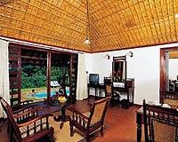 Private Pool Villa Living Room
